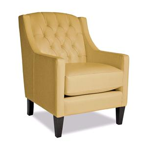 Windsor Exposed Wood Chair