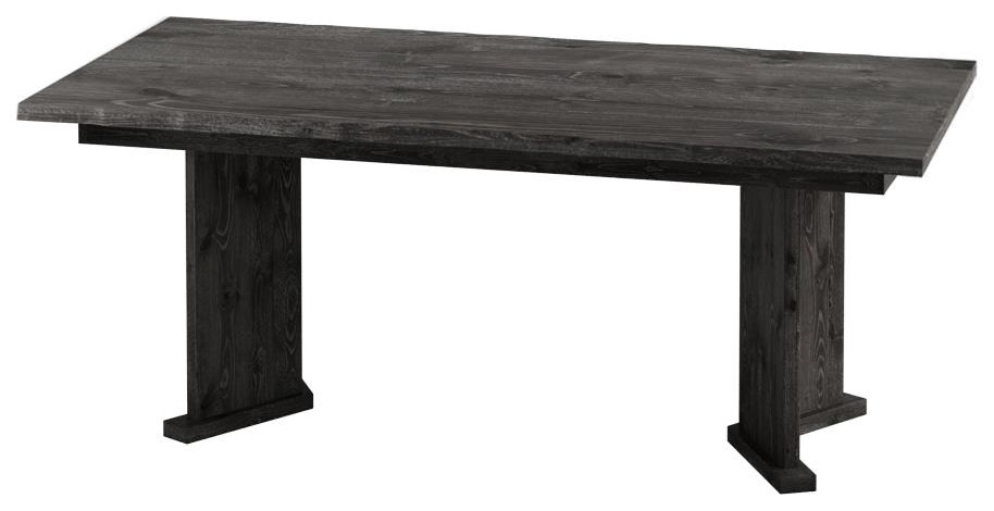 177 Live Edge Table, Edgewood by Defehr at Stoney Creek Furniture