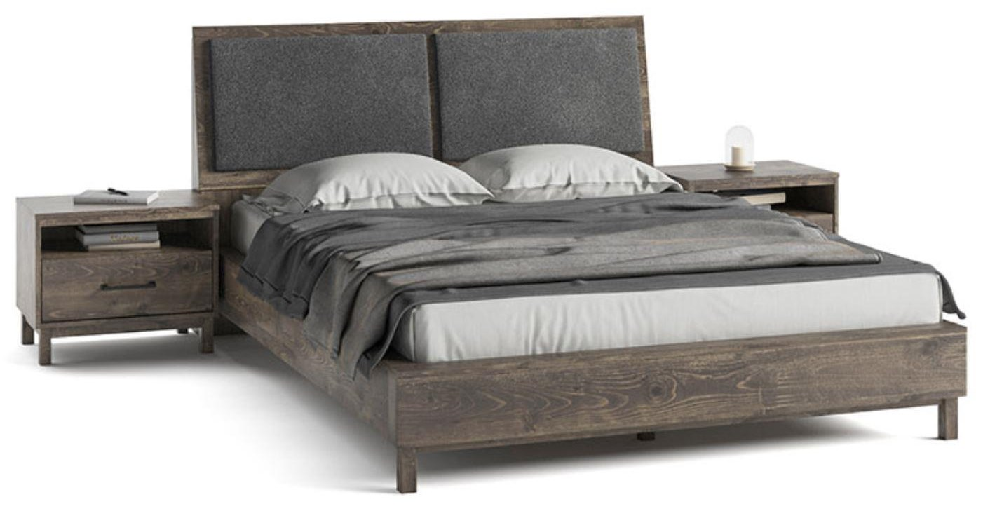 Cypress Queen Panel Bed by Defehr at Stoney Creek Furniture
