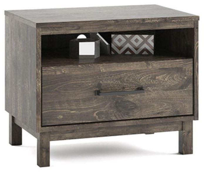 1 Dwr Night Stand / Cypress
