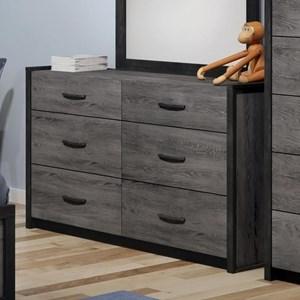 Defehr 538 Dresser