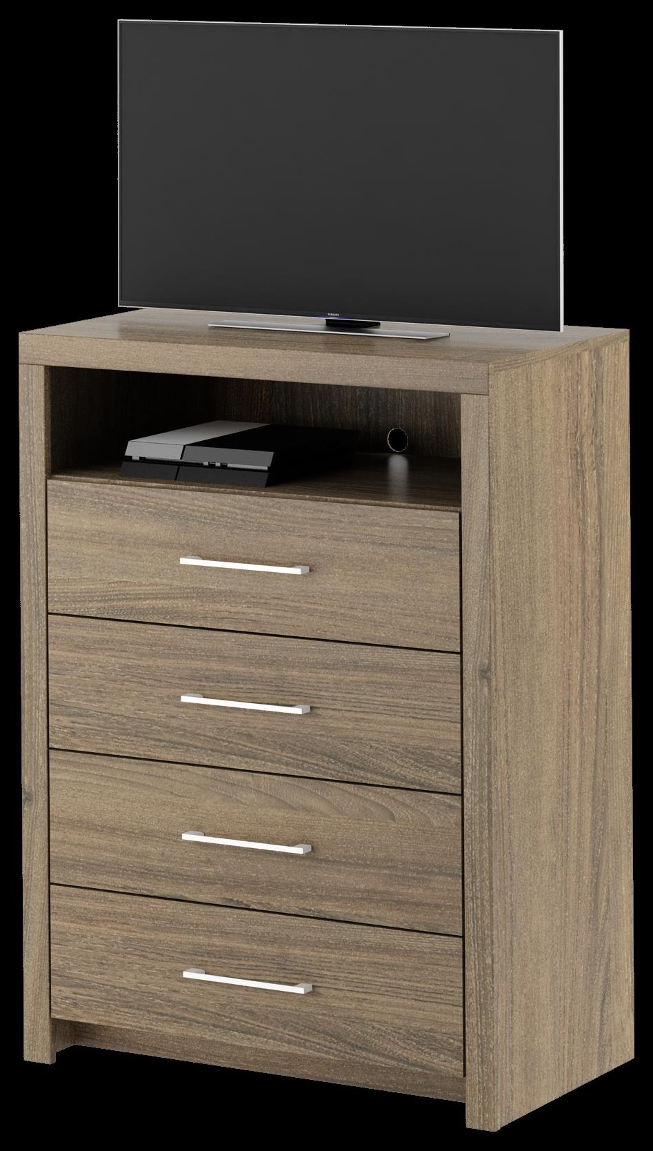 559 Chest, Mocha by Defehr at Stoney Creek Furniture