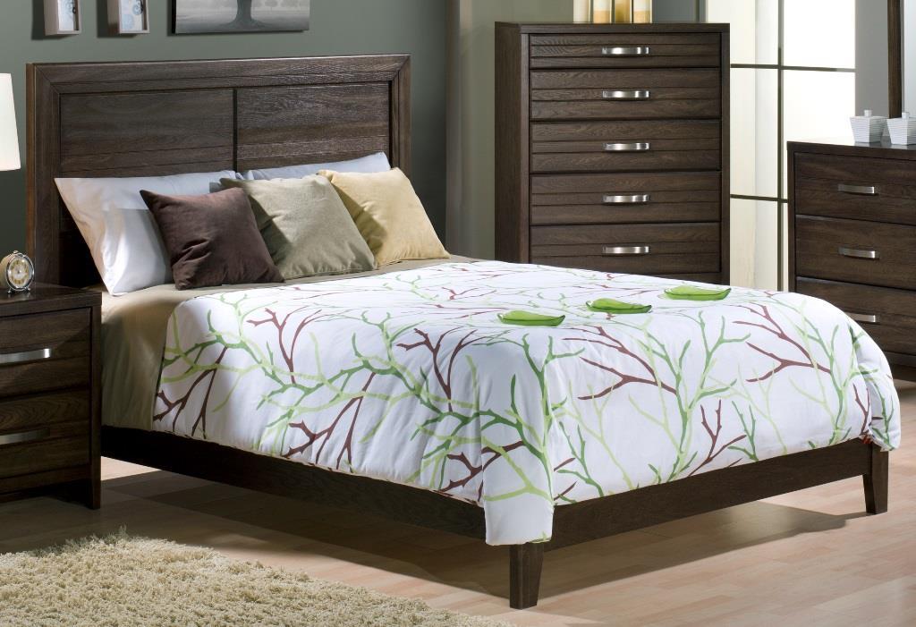 Oakmount Queen Bed