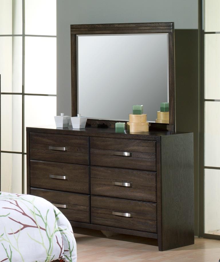 Defehr 682 6 Drawer Dresser - Item Number: 682-446
