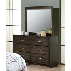Defehr 682 6 Drawer Dresser