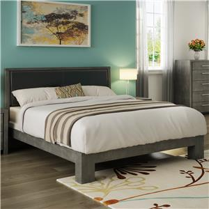 Defehr Cordoba Queen Platform Bed