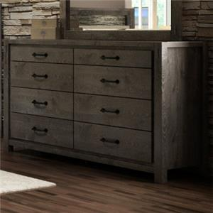 Defehr Series 697 Dresser