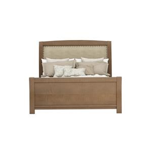 Defehr Sienna Queen Upholstered Bed with Speakers