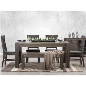 Defehr Stockton 6 Piece Dining Set