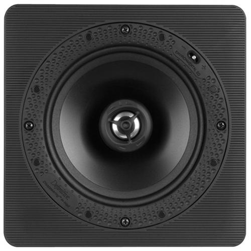 "Definitive Technology Disappearing In-Wall Series 6-1/2"" Disappearing™ In-Wall Speaker - Item Number: DI 6.5S"
