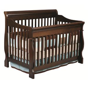 Delta Children's Products Canton 4 in 1 Crib