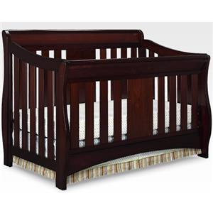 Delta Children's Products Oberon DC 4-in-1 Crib