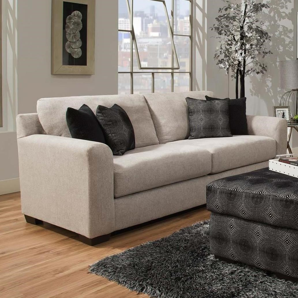 4100 Sofa by Delta Furniture Manufacturing at Dream Home Interiors