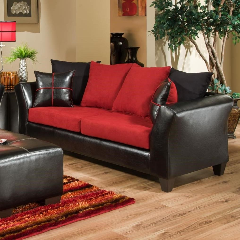 4170 Sofa by Delta Furniture Manufacturing at Dream Home Interiors