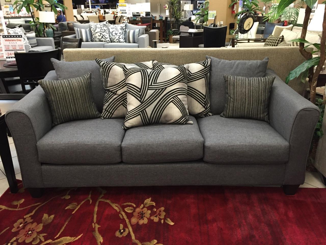 Del Sol Exclusive Astro Midnight Sofa - Item Number: 6300-03S