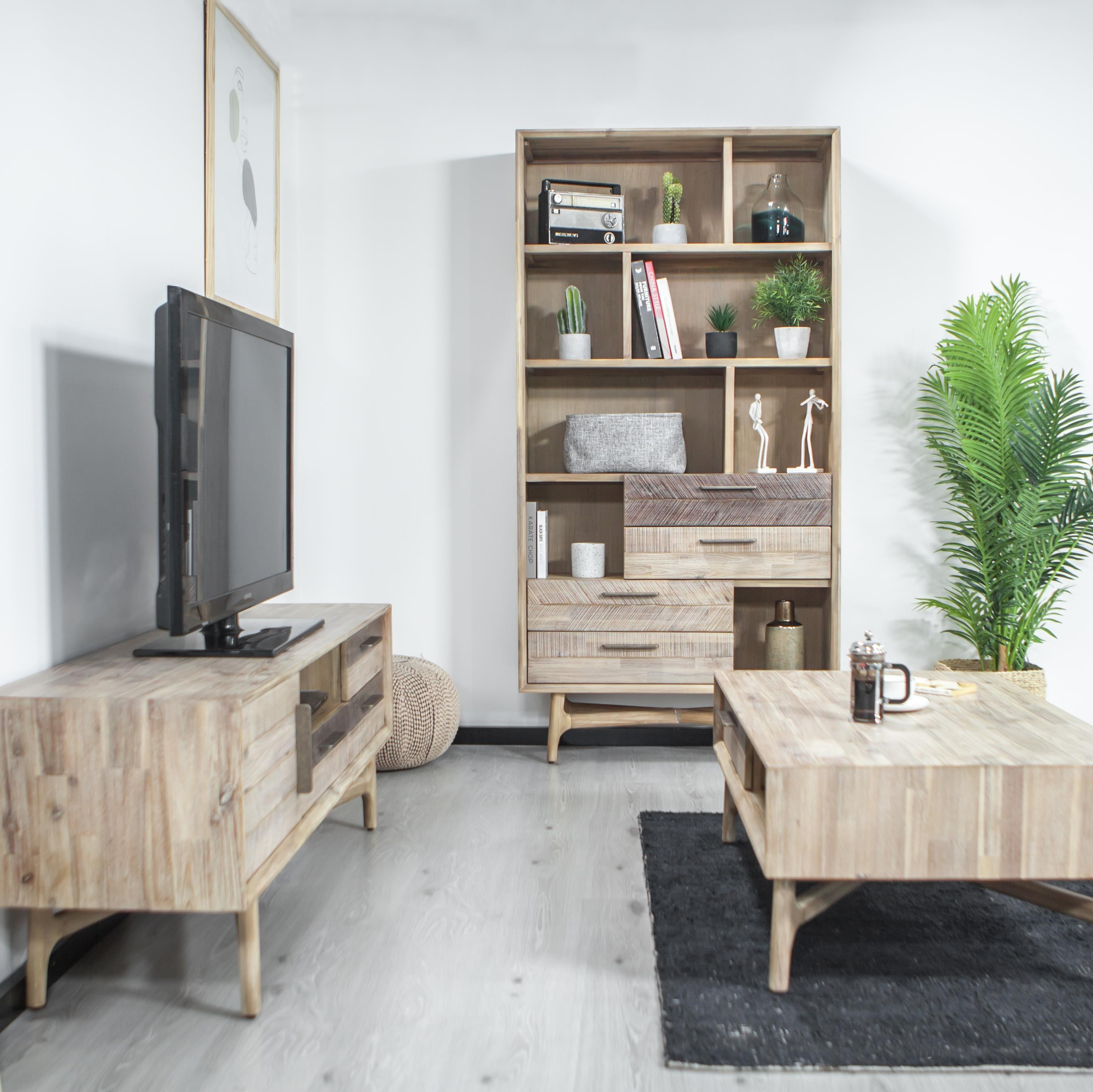 Sage Bookcase by Design Evolution at Red Knot