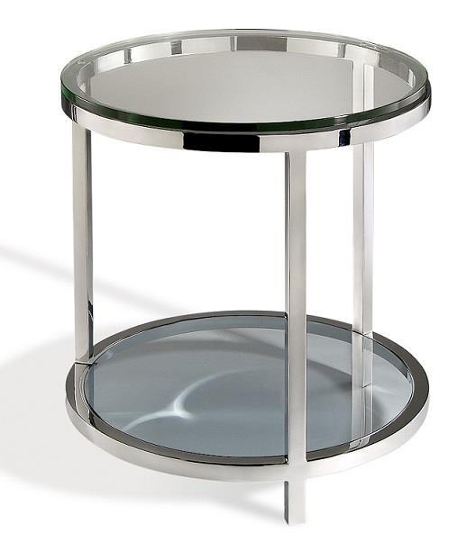 Design Institute America Basis Circle Lamp Table - Item Number: 270-03-CH
