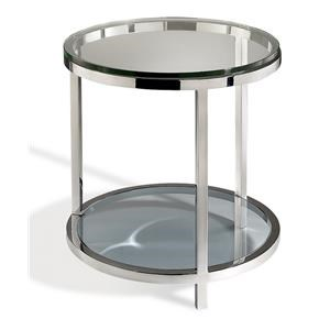 Design Institute America Basis Circle Lamp Table