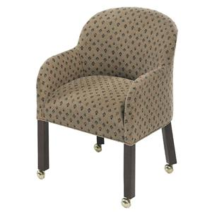 Laurel Tub Chair on Casters