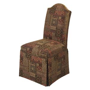 Chandler Skirted Side Chair