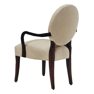 Designmaster Chairs  Fairmont Oval Back Arm Chair