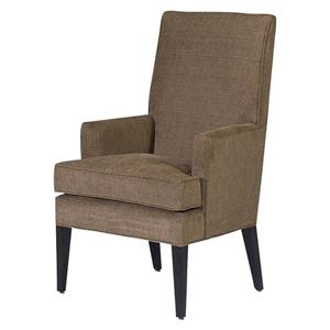 Roland Spring Down Seat Arm Chair