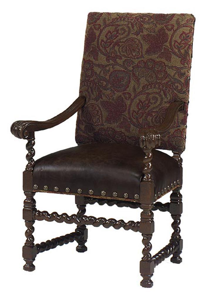 Chairs Canterbury Barley Twist Arm Chair By Designmaster