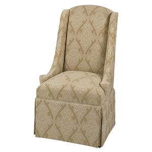 Designmaster Chairs  Weddington Skirted Host Chair
