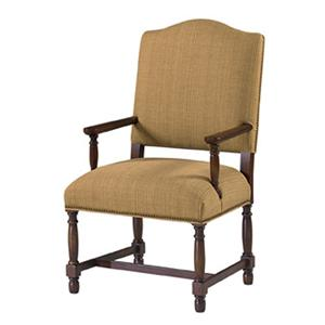 Hollister 'H' Stretcher Arm Chair
