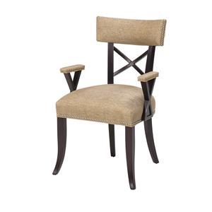 Dahlia X Back Arm Chairs
