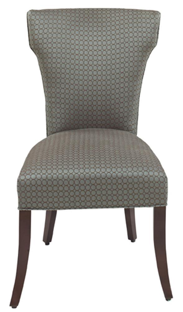 Designmaster Chairs  Destin Klismos Side Chair - Item Number: 01-478