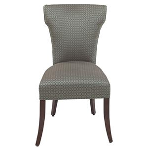 Chairs  Destin Klismos Side Chair by Designmaster