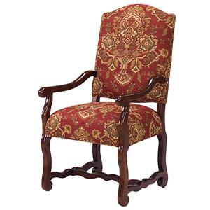 Designmaster Chairs  Chaumont Arm Chairs