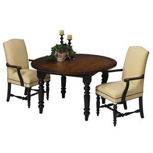 Designmaster Tables Haymarket Black Table Base