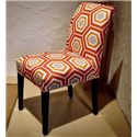 Designmaster Chairs  Hopewell Contemporary Small Scale Dining Side Chair - 01-514