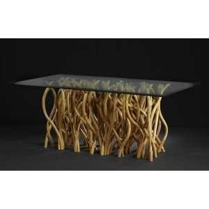 "C.S. Wo & Sons Gaia 84"" Dining Table"