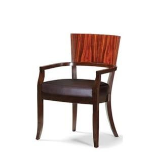 C.S. Wo & Sons Nubia Dining Arm Chair