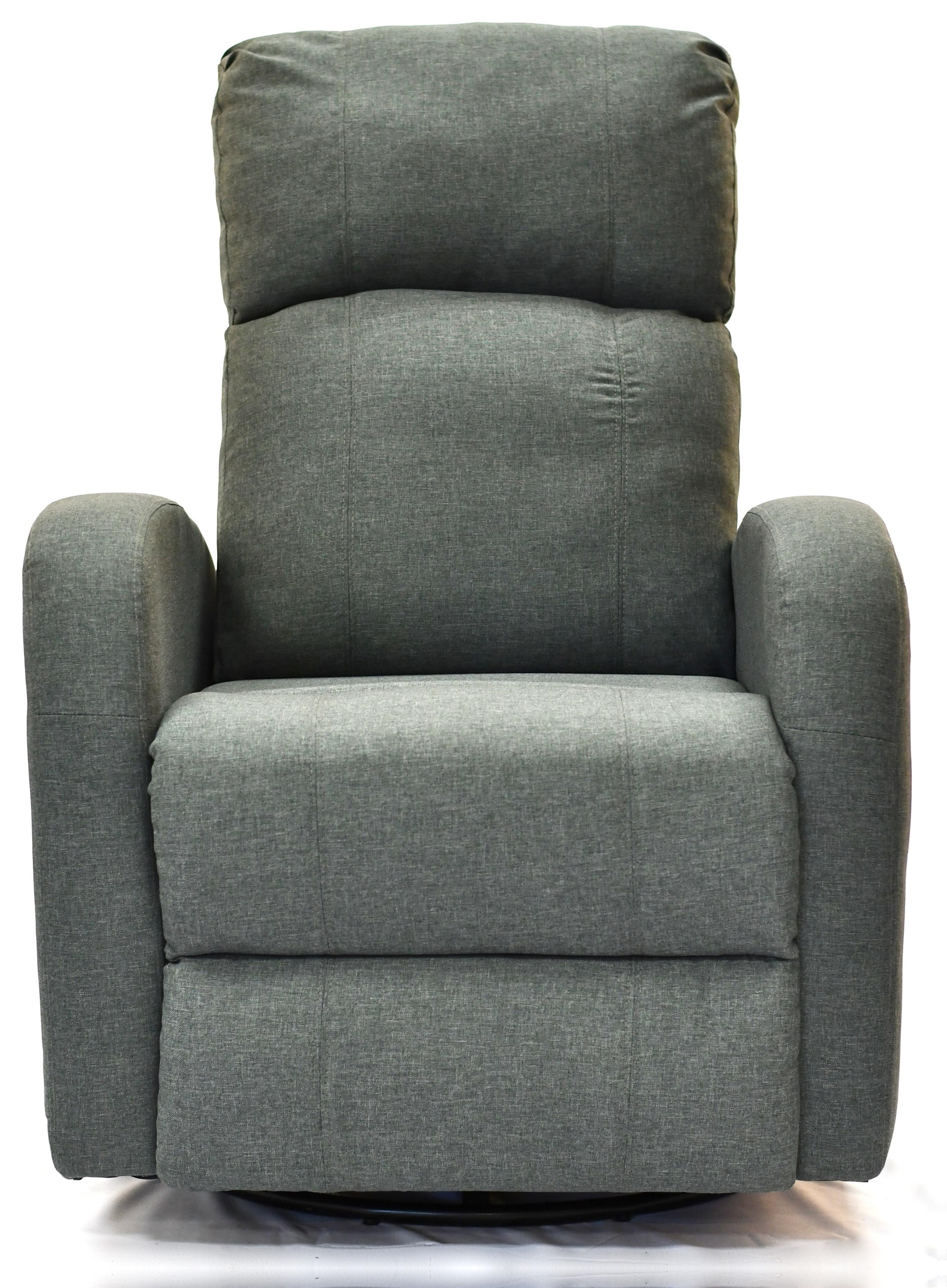 8118 Swivel Glider Recliner at Bennett's Furniture and Mattresses