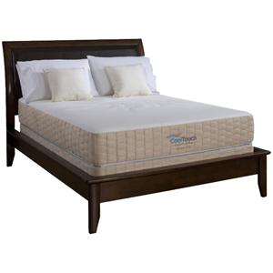 Diamond Mattress CoolTouch Dynamic Airflow Silhouette California King Luxury Firm Mattress