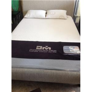Diamond Mattress Cool Touch Memory Foam Queen Memory Foam Mattress