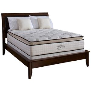 Diamond Mattress Generations Relief Full Pillow Top Mattress