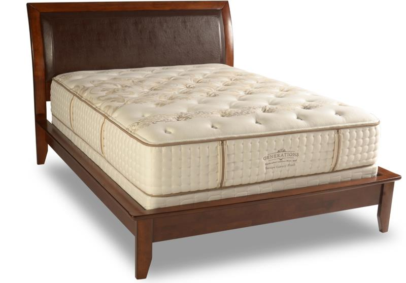 Diamond Mattress Generations Escape Cal King Plush Mattress Set - Item Number: EscapePlush-CK+2xF096-5071
