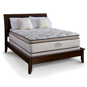 Diamond Mattress Generations Relief Queen Luxury Pillow Top Mattress