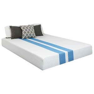 Full Hybrid Cooling Medium Firmness Mattress