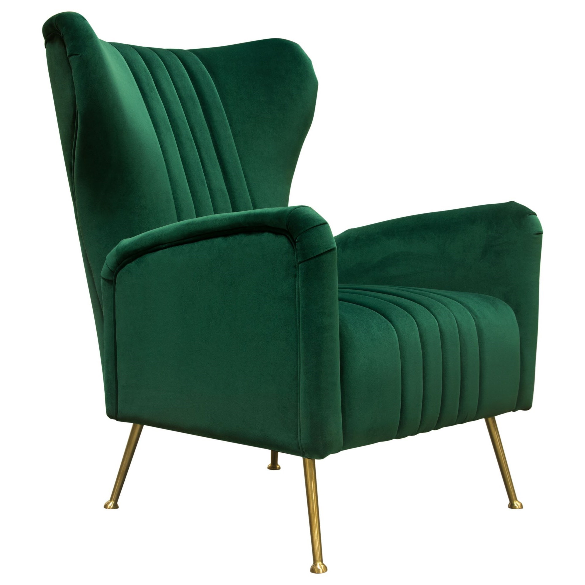 Ava Chair by Diamond Sofa at Red Knot