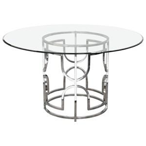 Diamond Sofa Avalon Dining Table