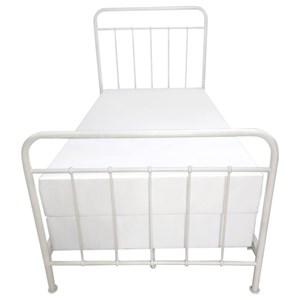 Diamond Sofa Bailey Twin Bed
