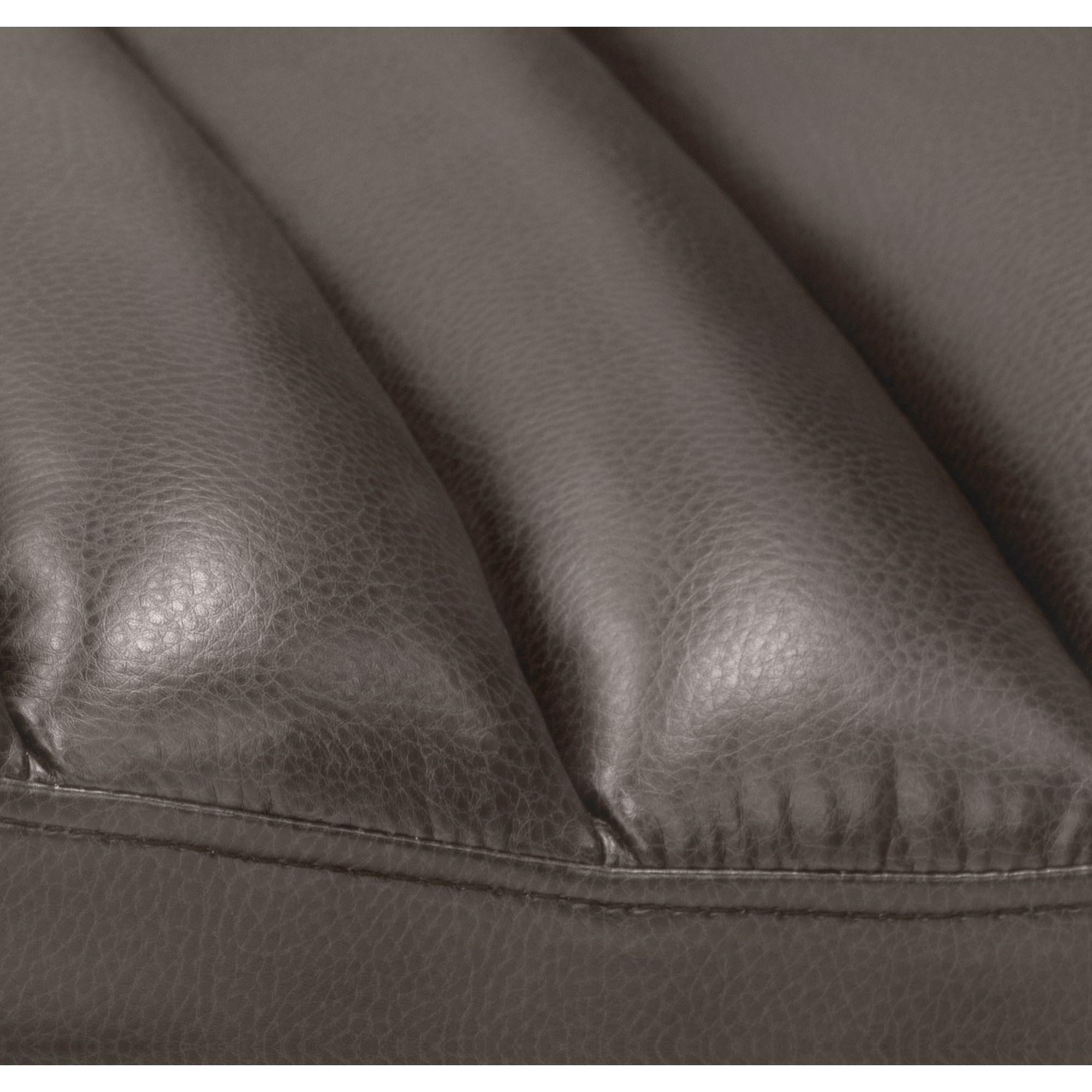 Diamond Sofa Bardot Grey Lounge Chair Red Knot