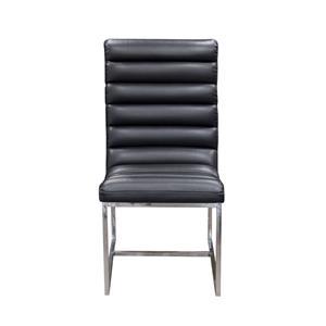 Diamond Sofa Bardot BL Upholstered Dining Chair