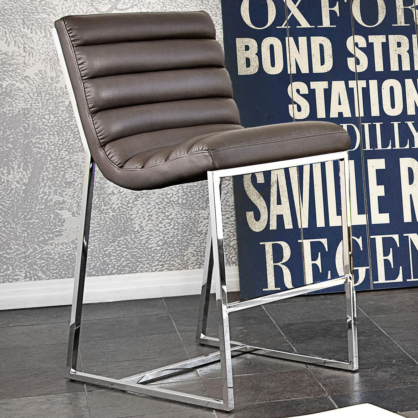 Diamond Sofa Bardot EG Counter Height Chair - Item Number: BARDOTSTEG